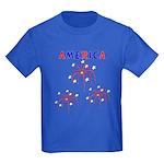 America's Fireworks Kids Dark T-Shirt