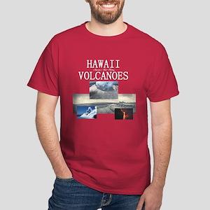 ABH Hawaii Volcanoes Dark T-Shirt