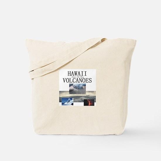 ABH Hawaii Volcanoes Tote Bag