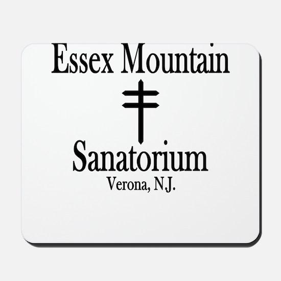 Essex Mountain Sanatorium Mousepad