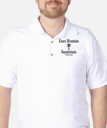 Essex Mountain Sanatorium Golf Shirt
