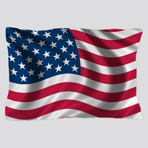 usflag Pillow Case