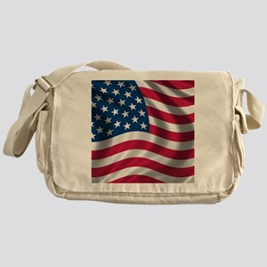 usflag Messenger Bag