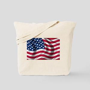 usflag Tote Bag