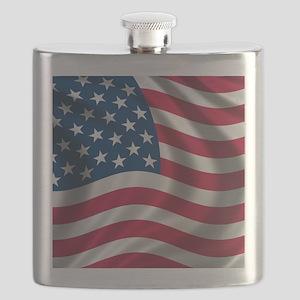 usflag Flask