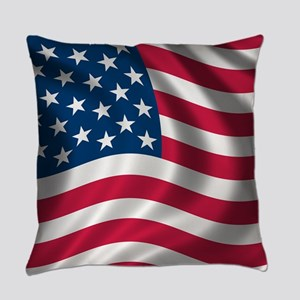 usflag Everyday Pillow