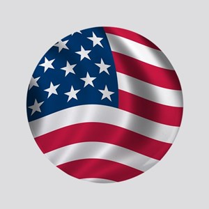 "usflag 3.5"" Button"