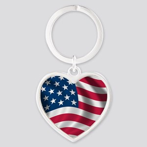 usflag Keychains