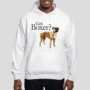 Got Boxer? Hooded Sweatshirt