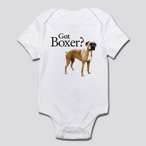 Got Boxer? Infant Bodysuit