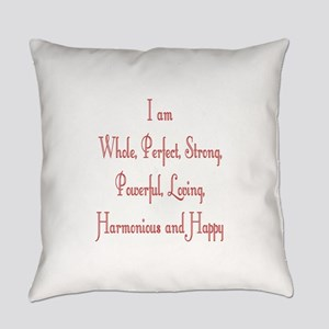Secret01 Everyday Pillow