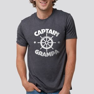 Captain Grampa Sailing T-Shirt