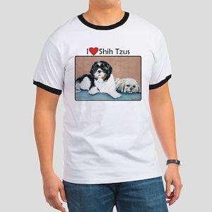 I love Shih Tzus Ringer T