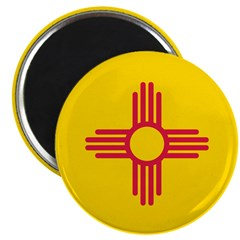 """New Mexico 2.25"""" Magnet (100 pack)"""