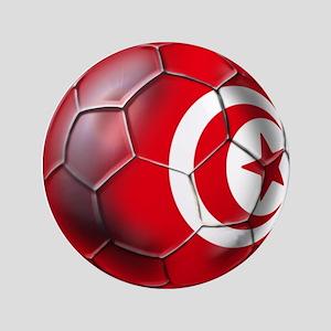"""Tunisian Football 3.5"""" Button"""