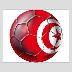 Tunisian Football Small Poster