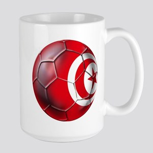 Tunisian Football Large Mug