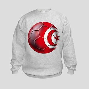 Tunisian Football Kids Sweatshirt