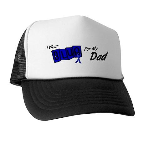 I Wear Blue For My Dad 8 Trucker Hat