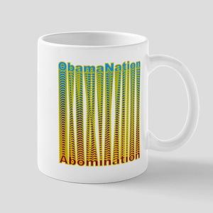 ObamaNation/Abomination Mug