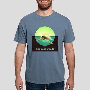GREEN TURTLE N SPANISH T-Shirt