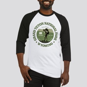 Grand Teton NP Baseball Jersey