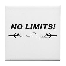NO LIMITS! Tile Coaster