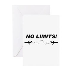 NO LIMITS! Greeting Cards (Pk of 10)
