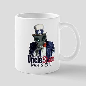 Uncle Sham Wants You! Mug