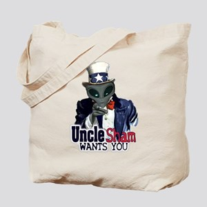 Uncle Sham Wants You! Tote Bag