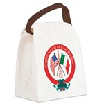 Giglio Canvas Lunch Bag