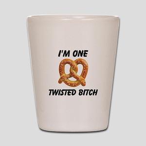 Twisted Bitch Shot Glass