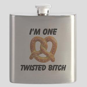 Twisted Bitch Flask