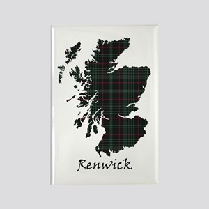 Map-Renwick Rectangle Magnet