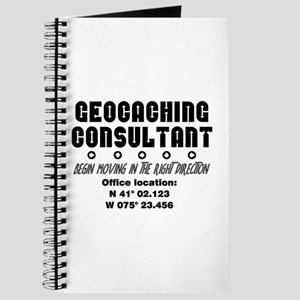Geocaching Consultant Journal