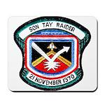 Son Tay Raider Mousepad