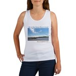 On The Chester River Women's Tank Top