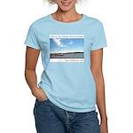 On The Chester River Women's Light T-Shirt