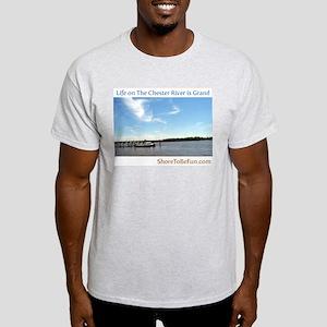 On The Chester River Light T-Shirt