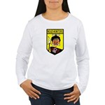 80th Fighter Squadron Women's Long Sleeve T-Shirt