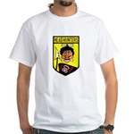 80th Fighter Squadron White T-Shirt