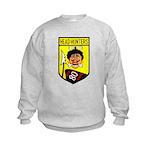 80th Fighter Squadron Kids Sweatshirt