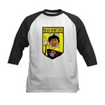 80th Fighter Squadron Kids Baseball Jersey