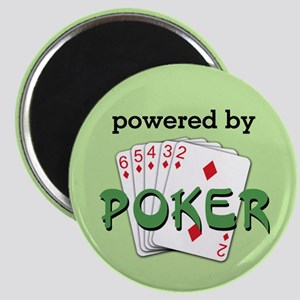 Powered By Poker Magnet
