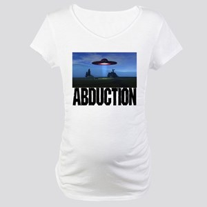 Abduction T-Shirts Maternity T-Shirt