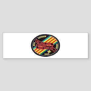 Vietnam 30 Years Bumper Sticker