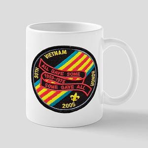 Vietnam 30 Years Mug