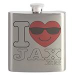 I LOVE JAX Flask