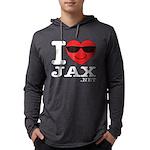 I LOVE JAX Long Sleeve T-Shirt