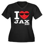 I LOVE JAX Plus Size T-Shirt